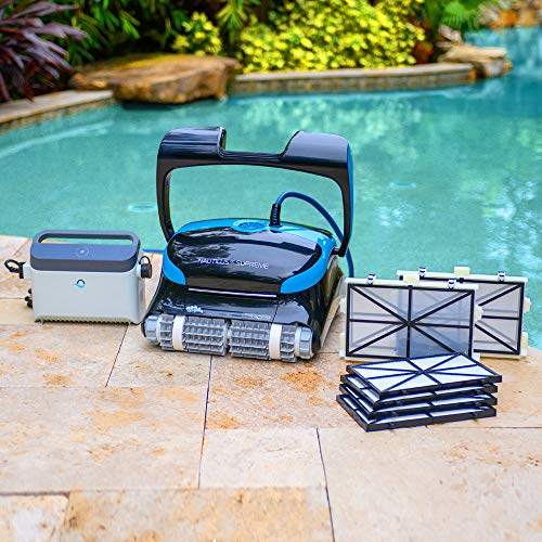 DOLPHIN Nautilus CC Supreme WiFi Operated Robotic Pool [Vacuum] Cleaner - Ideal for In Ground...