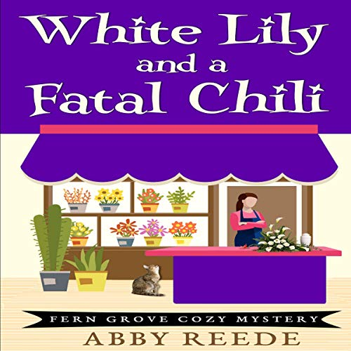 White Lily and a Fatal Chili cover art