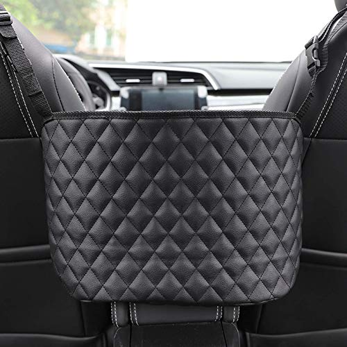 Elastic Mesh Net Trunk Bag for Car Durable Stretchable JOYTUTUS Cargo Net with Two Carabiner Clips SUV Universal Car Net Pocket Organizer