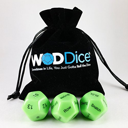 Check Out This WODDice FIT (Exercise Dice)