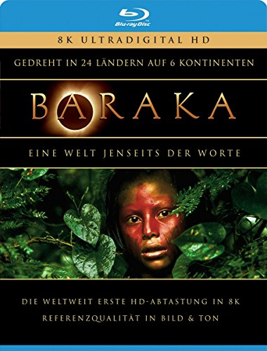 Baraka (Amaray) [Blu-ray] [Special Edition]