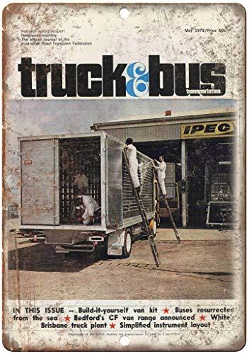 niet Truck & Bus Vervoer Metalen tin teken schilderij decoratie Populaire IJzeren Schilderij Poster Voor bar cafe eetkamer huis club
