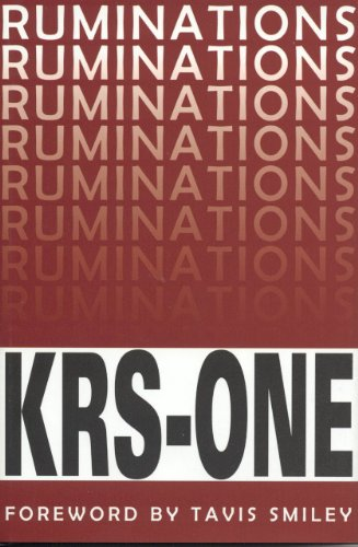 KRS-ONE: Ruminations
