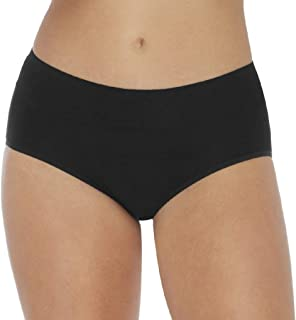 Bambody Absorbent/Overnight High Waist Panty: Period Panties/Maternity & Postpartum Underwear