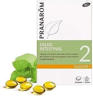 PRANAROM INTERNATIONAL Oleocaps, 2, Salud intestinal (Bio), 30 cápsulas
