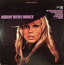MOVIN' WITH NANCY LP (VINYL ALBUM) UK REPRISE 1967