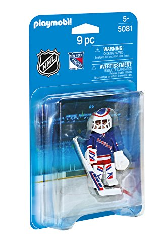 Playmobil 5081 NHL® New York Rangers® Goalie Eishockey Torwart