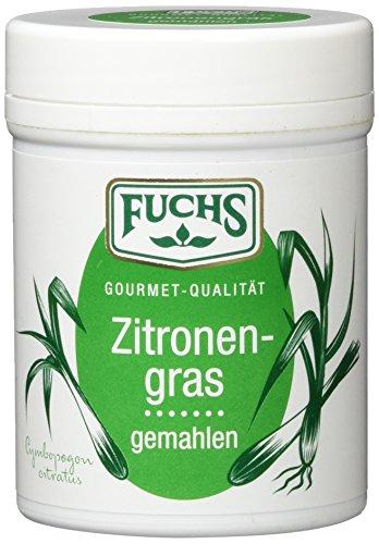 Fuchs Zitronengras gemahlen, 3er Pack (3 x 35 g)