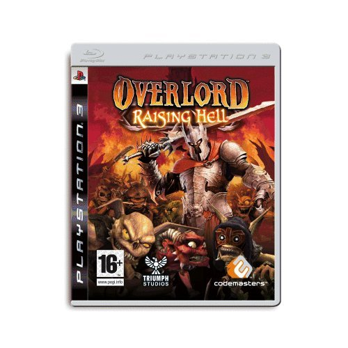 PS3 - Overlord: Raising Hell