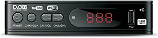 TOOGOO Sintonizzatore TV DVB-T2 Box TV Vga DVB T2 per Ricevitore TV Digitale Ricevitore Wi-Fi Set-Top Box DVBT2 H.265 AC3 ...
