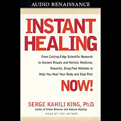 Instant Healing audiobook cover art