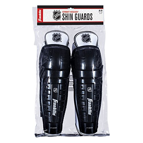 Franklin Sports Hockey Shin Guards - NHL - 9 Inch