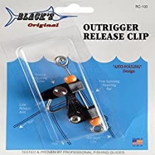 Black Marine RC100 Outrigger Release Clip