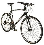 Vilano Diverse 1.0 Performance Hybrid Bike 21 Speed Road Bike 700c
