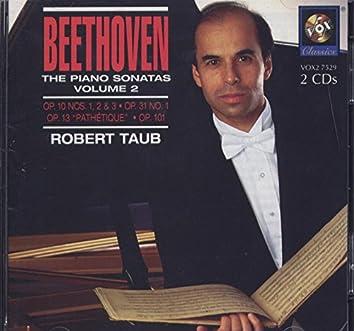 Beethoven: The Piano Sonatas Volume Ii