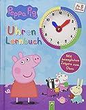 Peppa Pig Uhrenlernbuch: Mit beweglichen Zeigern zum Üben