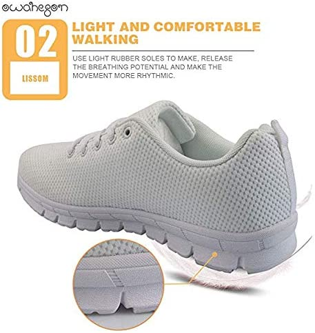 Lace-up Sneaker Training Shoe Mens Womens Huge Waves Bouncing Dolphins