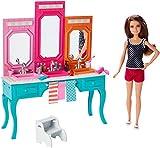 Barbie Sisters Skipper Doll with Bath Vanity Doll