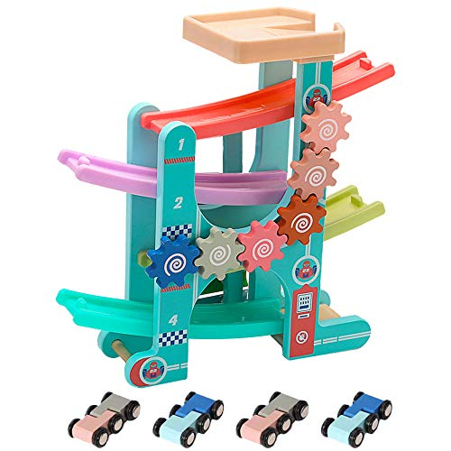 Kinder Kugelbahn Holzspielzeug