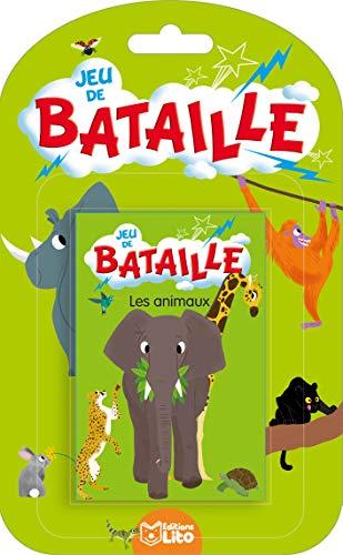 Jeux de Bataille: Les Animaux - Dès 4 ans
