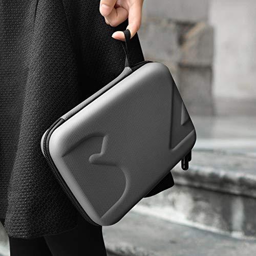 ACHICOO draagbare draagtas voor D-J-I OS-MO Mobile 2 drone zakken met maaszak batterijkabel handtas waterdichte stootvaste box