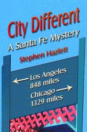 Book: City Different by Stephen Hazlett