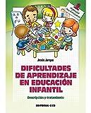 Dificultades de aprendizaje en Educación Infantil: Descripción y tratamiento: 125 (Materiales para educadores)