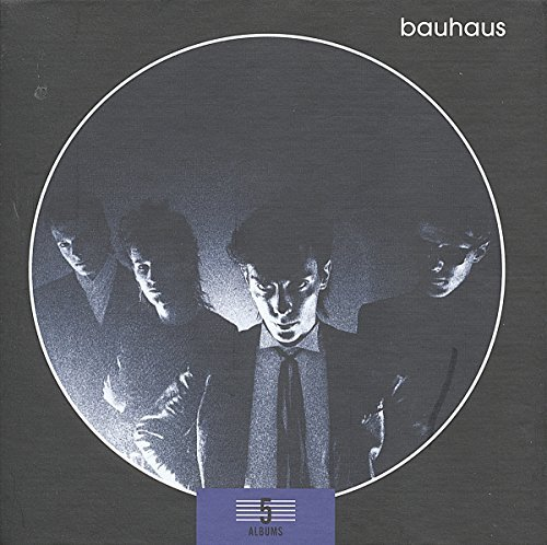 5 Album Box Set by BAUHAUS (2013-12-03)