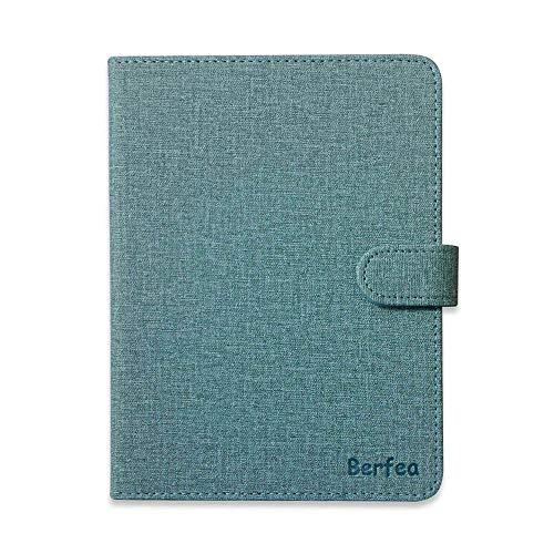 15,2 cm / 6,8 Zoll eBook Reader Hülle Universal Cover Schutzhülle Kompatibel mit Pocketbook inkpad 3 Pro 740 Pocketbook 633 Color Cybook Kobo Boyue Likebook Woxter Xiaomi MI Reader (17,3 cm, blau)
