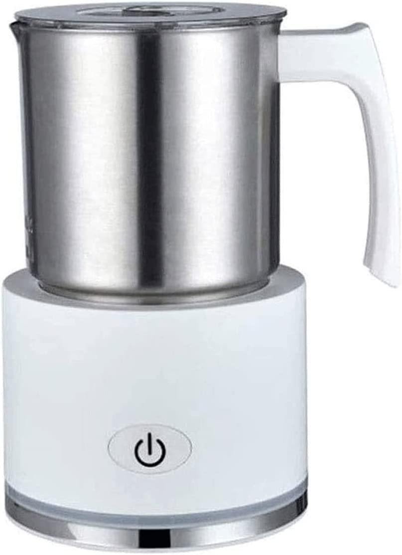WGLL Large capacity heatable household coffee milk Max Max 74% OFF 87% OFF frother elect