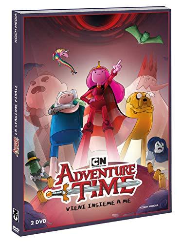 Adventure Time- Vieni insieme a me (Stagione 10) (Collectors Edition) (2 DVD)