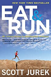 Eat & Run // A list of 12 of the best adventure books and inspiring books about the outdoors for anyone who wants a little more adventure in their everyday life.