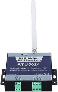 GSM-T/ür/öffner Zugriffswarnungssystem Fernein//aus-Schalter Freier Anruf SMS-Befehl GSM Tor/öffner Relaisschalter Garagentor Tor Opener Remote