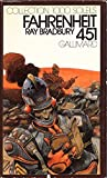 Fahrenheit 451 Collection 1000 soleils Gallimard Couverture de Bilal - Coll 1000 soleils Gallimard
