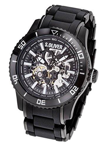 s.Oliver Uhren Herrenuhr SO-2855-AM