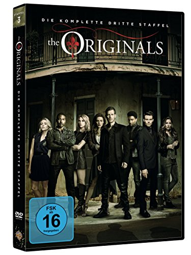The Originals – Die komplette dritte Staffel [5 DVDs] - 2