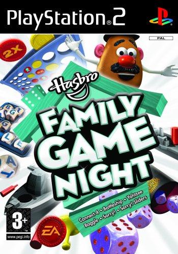 Hasbro Family Game Night  [Edizione: Regno Unito]