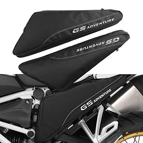 Bolsa de Herramientas de Marco Impermeable de la Motocicleta para BMW R1200GS...