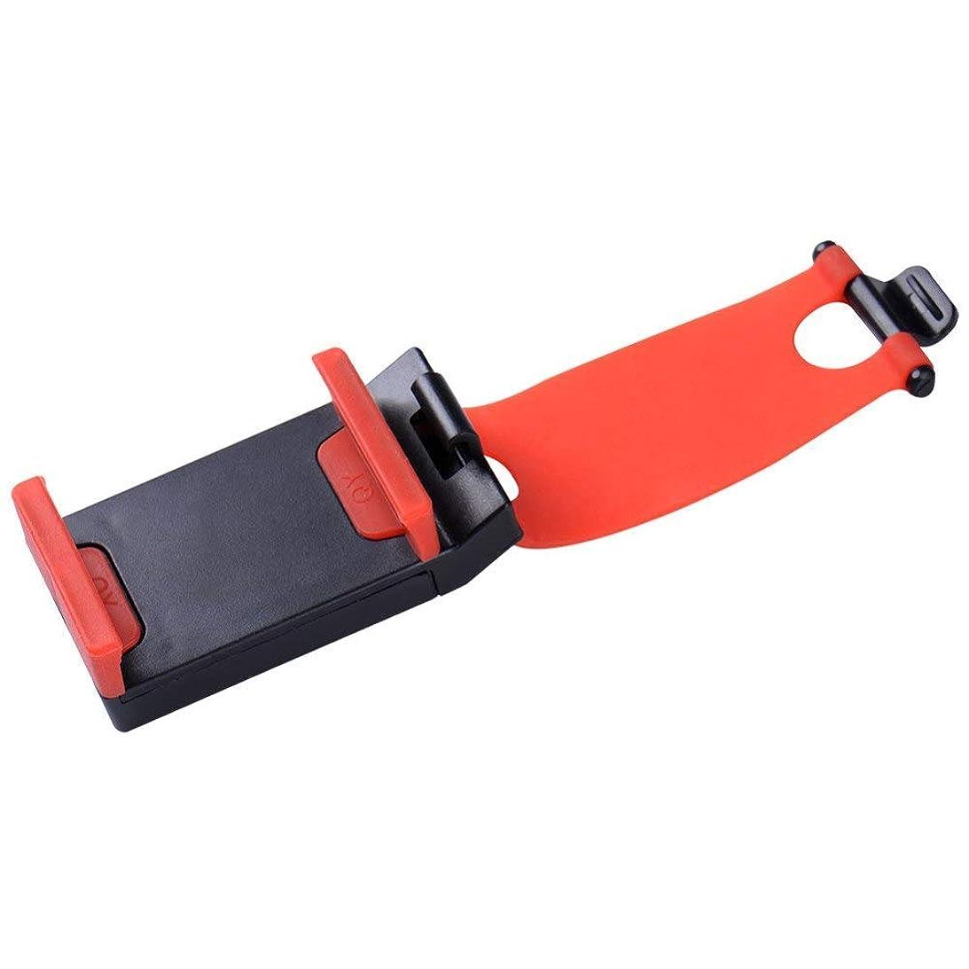 ディンカルビル命令的価値Jicorzo - 6つの6Sプラス三星ギャラクシーS8 S7 S5 S6エッジについてiPhone 7のための普遍的な車の自動車のステアリングホイールソケット移動ケースホルダースタンド