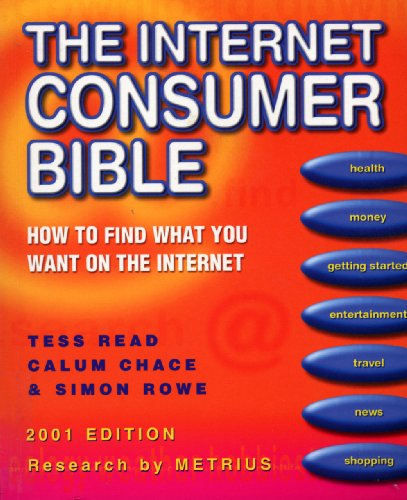 The Internet Consumer Bible (English Edition)