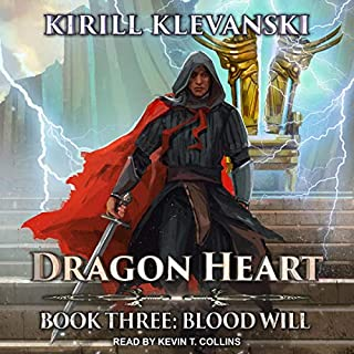 Dragon Heart: Blood Will cover art