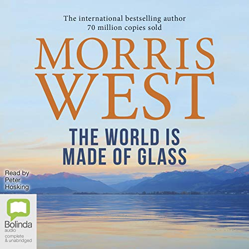 The World Is Made of Glass audiobook cover art