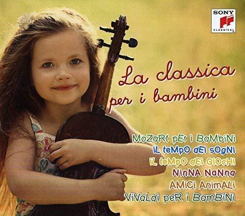 La Classica Per I Bambini (Box6Cd)