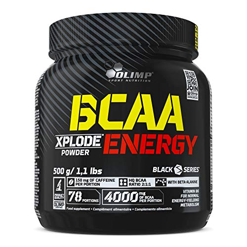 Olimp BCAA Xplode Energy Powder Xplosive Cola 500 g