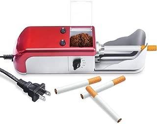 Seeutek Electric Cigarette Rolling Machine Cigarette Injector Machines Automatic Tobacco Roller Maker Mini Cigarette Injector Machine