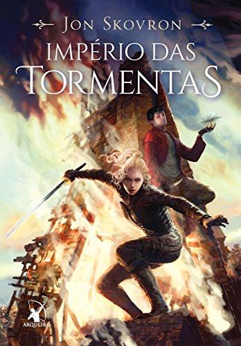 Império das Tormentas (Portuguese Edition)