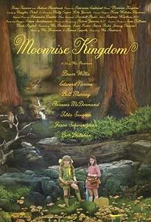 Moonrise Kingdom Poster ( 27 x 40 - 69cm x 102cm ) (2012)