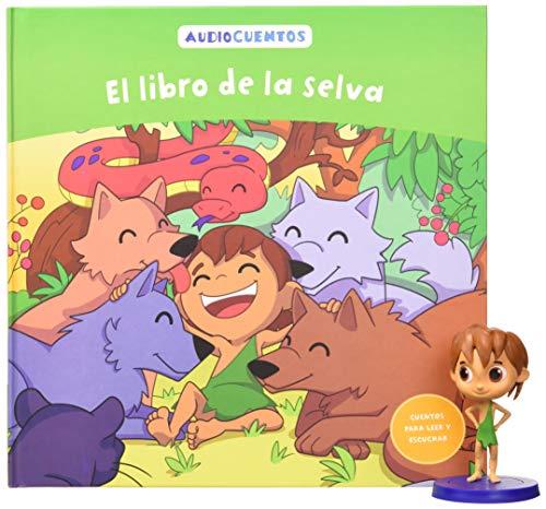 Colección Audiocuentos núm. 10: El Libro De La Selva