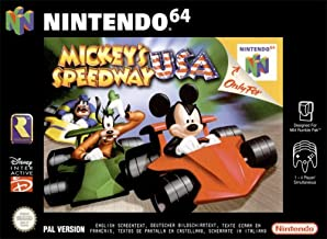 Mickey's Speedway Usa / Game