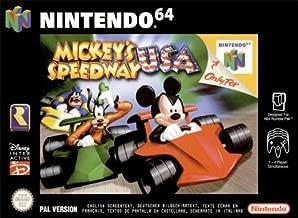 mickey's speedway usa n64